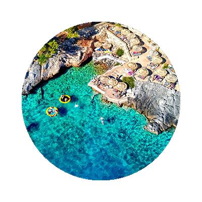 Agkistri Island Cruise