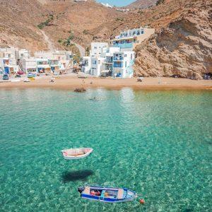 Full Day Trip in Anafi Island DayCruise Xperience