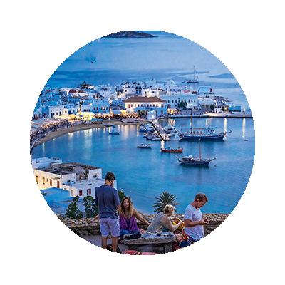 Mykonos Harbour