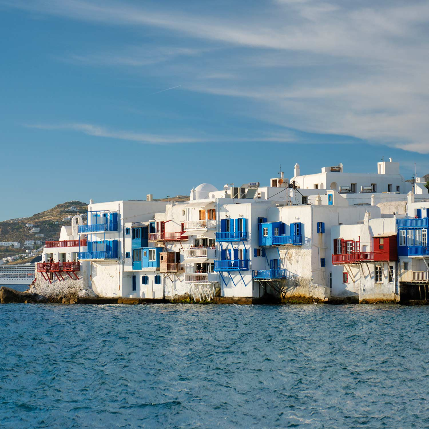 Cruise Experience Mykonos | DayCruise Xperience