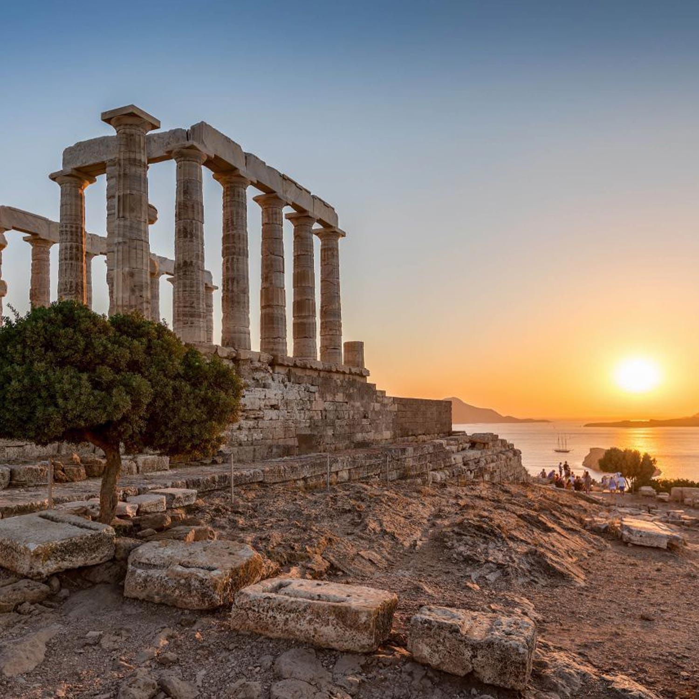 Temple Of Poseidon Cruise
